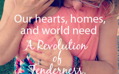 A Revolution of Tenderness: a summer experience to heal the harshness and embrace what is sacred