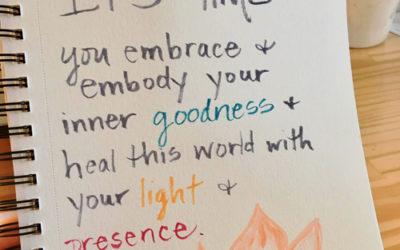 Soul-Nourishing Sunday Gem: Everyday Angels Who Encourage You