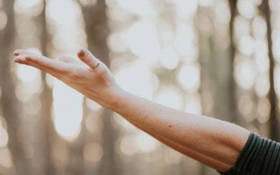 Soul-Nourishing Sunday Gem:  Two Empty Hands